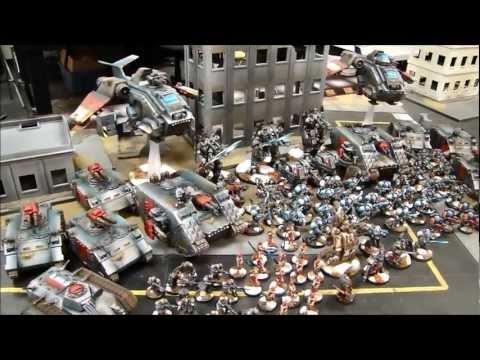 Draigo's Beats- Painted Grey Knights Army Armies on Parade