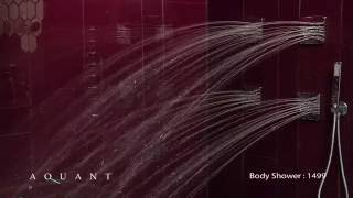 Body Jets/Body Showers - Aquant