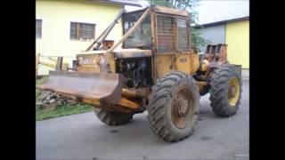 Luboš Lakatoš - Oprava slovenského traktoru - LKT81 Turbo