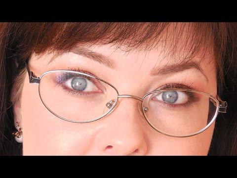 Я - очкарик :) ОСОБЕННОСТИ макияжа под ОЧКИ / МАКИЯЖ для ОЧКАРИКОВ
