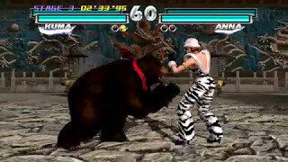 Tekken Tag Tournament HD (PlayStation 3) Arcade as Kuma/Paul