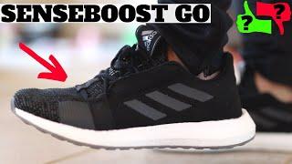Worth Buying? adidas SenseBOOST GO