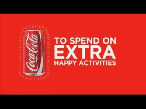 Coca-Cola: 'Be OK' 139 calories advert - YouTube