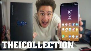 Le Galaxy S8 + est arrivé !
