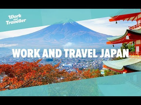 Work and Travel Japan | Work and Traveller