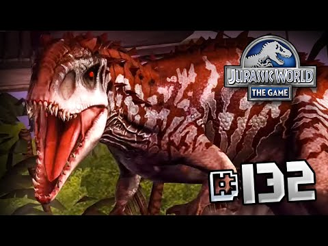 Indominus RAMPAGE!!    Jurassic World - The Game - Ep 132 HD