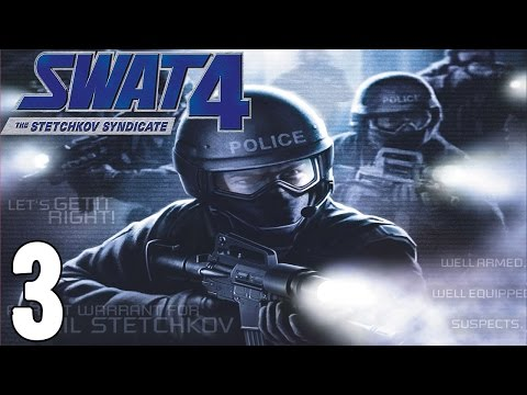 SWAT 4 The Stetchkov Syndicate Mission 3 Sellers Street Auditorium