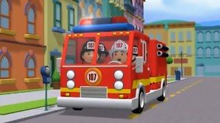 Умелец Мэнни - Мэнни - пожарный. Часть 2 - Серия 47, Сезон 3