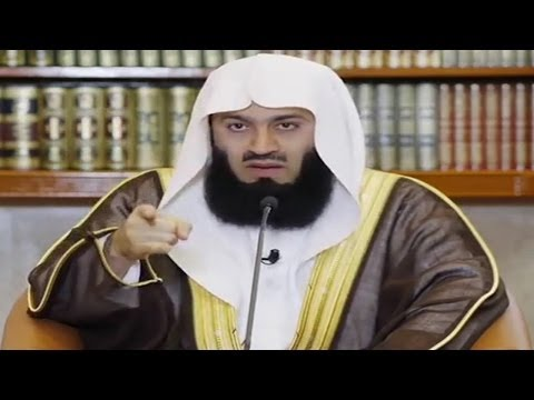 Before You Share Photos Online, Watch This - Mufti Menk