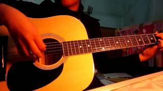 chênh vênh guitar cover