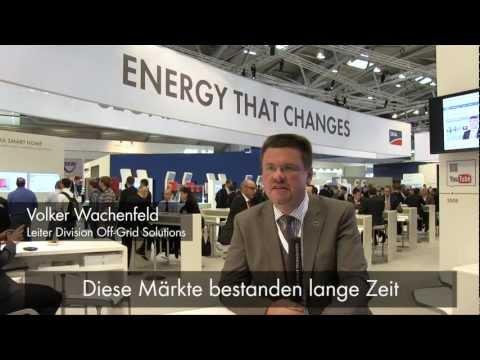 """""""Größere Off-Grid-Systeme für neue Märkte"""""""