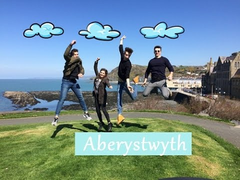 Weekend in Wales ♥ Aberystwyth ♥ students life ♥