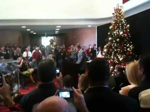 Matt Barkley Announcement to Stay at USC