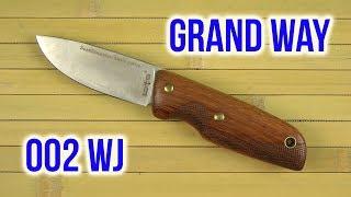 Розпакування Grand Way 002 WJ