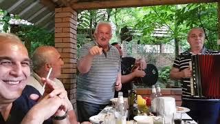 Грузинские песни за столом Шикарно
