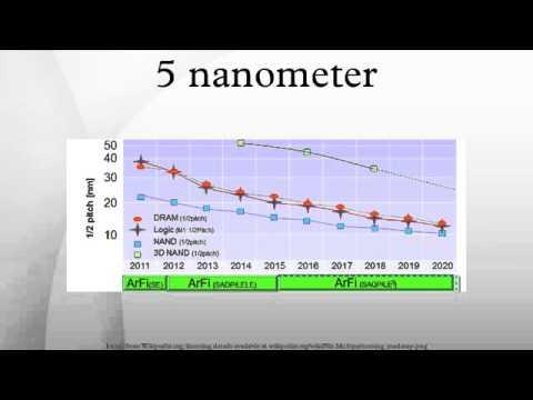 5 nanometer - YouTube