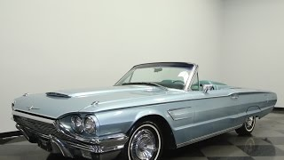 767 TPA 1965 Ford Thunderbird Convertible