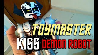 TOYMASTER #10 - KISS DEMON ROBOT