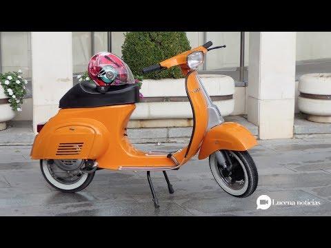 VÍDEO: La Vespa 50 que sorteaba el Vespa Club Lucena ya tiene dueño. Te lo contamos aquí.