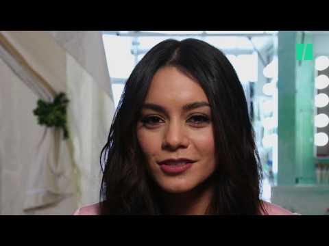 Vanessa Hudgens Reveals Her Wakeup Routine