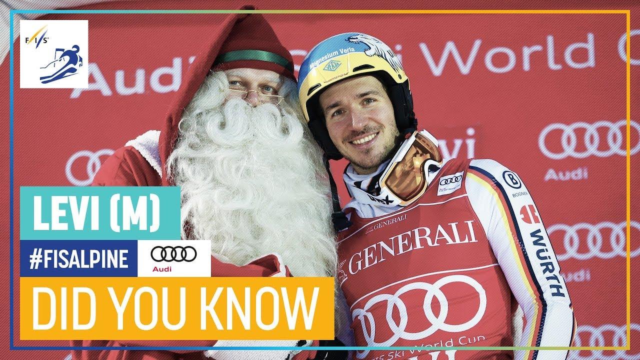 Did You Know | Levi | Men's Slalom | FIS Alpine