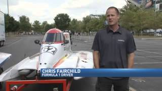 F1 Powerboat Racing Tests the Water in Nashville -- Mikayla Lewis