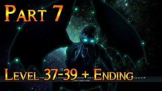 Magrunner Dark Pulse Gameplay Walkthrough - Part 7 Level 37-39 + Ending (1080p) HD