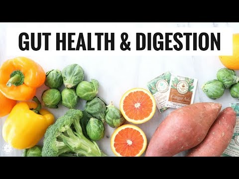 Foods For Gut Health & Digestion | Nutrition & Wellness | Healthy Grocery Girl