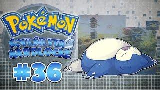 Pokémon Plata Hardlocke Ep.36 - SOLO DIGO SNORLAX