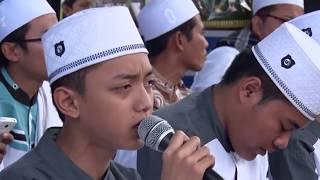 syubanul Muslimin Ibu Aku Rindu,semua menangis mendengar Gus Azmi menyayi...