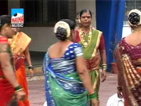 Sakaliche Paari Jhilmil Unchavla | Anusaya Gharat | Maghi Ganpati Geet