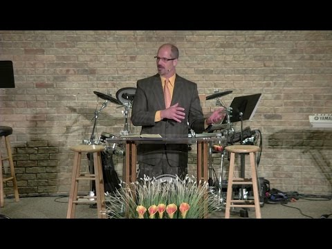 2017 05 07 - Jeff Miller - Letters from John - We are from God
