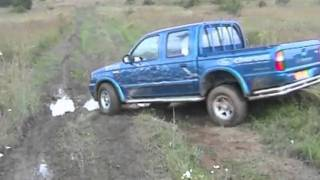 Ford Ranger (2001 - archive footage)