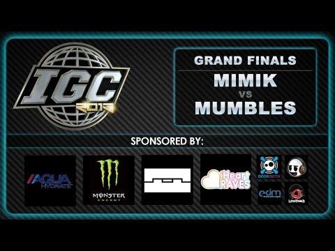 [IGC 2013] Mimik vs Mumbles - Grand Finals [EmazingLights.com]