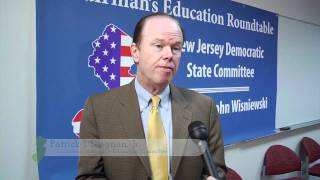 NJDSC Education Roundtable (60 Seconds)