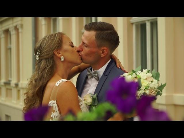 Linos ir Rimanto vestuvių akimirkos