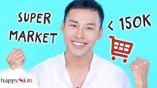Top sản phẩm làm đẹp trong SIÊU THỊ ❤️   SUPERMARKET MUST BUY   Happy Skin
