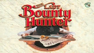 The Last Bounty Hunter 100% Arcade 1994 [HD]