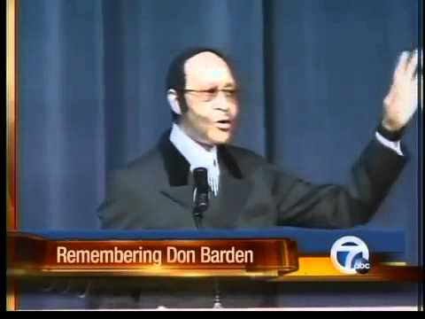 Remembering Don Barden