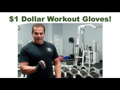Cheap Workout Glove Alternative