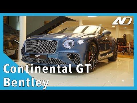 El primer Bentley Continental GT 2020 en México! – Primer Vistazo