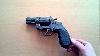 Сигнальный пистолет револьвер Zoraki LOM-S 2,5\