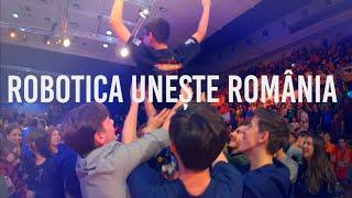 Robotica unește România