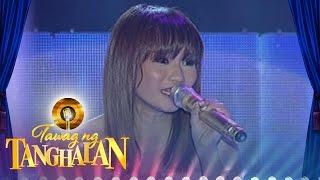 Tawag ng Tanghalan: Rachel Gabreza | Say That You Love Me (Round 3 Semifinals)