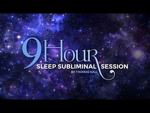 Enjoy Exercising - (9 Hour) Sleep Subliminal Session - By Thomas Hall