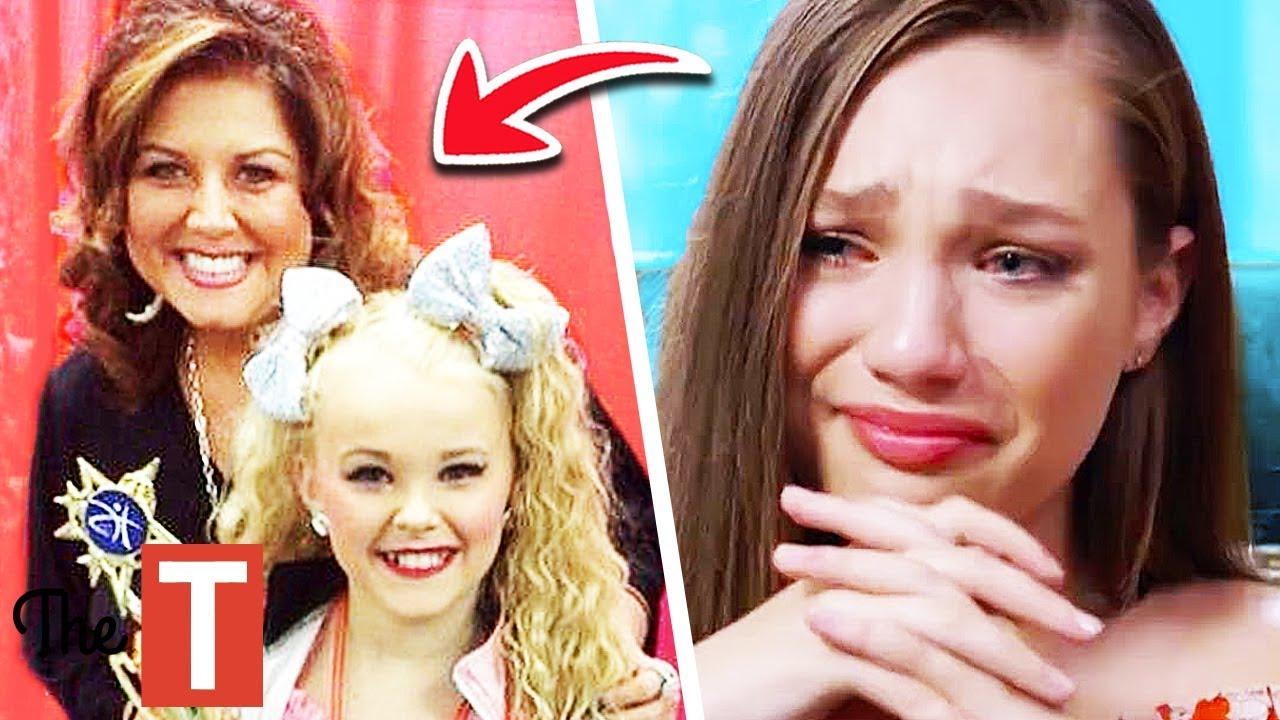 Maddie Ziegler Reveals Dance Moms Is Fake Youtube