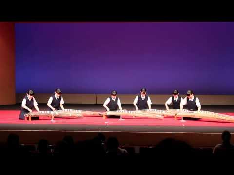 Sarah ~��行�時~ 和歌山県立日高高等学校�曲部定期演�会2015/3/21