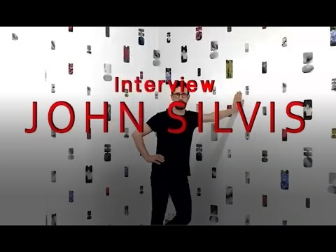 Interview with John Silvis, a Curator in New York.