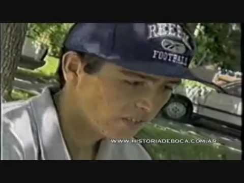 Juan Roman Riquelme - Solo un momento