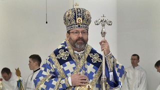 Проповідь Блаженнішого Святослава насвято Стрітення
